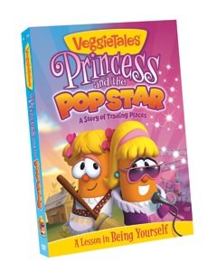 Veggie Tales, Review, Giveaway