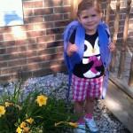 Wordless Wednesday: First Day of Preschool