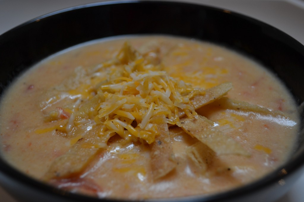 Chili S Chicken Enchilada Soup Recipe Frosted Fingers