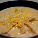 Chili's Chicken Enchilada Soup #Recipe