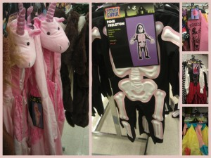 Kmart, Collective Bias, Social Fabric, Halloween, Party Bluprint