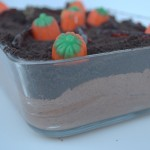 #Halloween Chocolate Pudding #Recipe