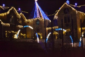 Countrywide Landscaping, Elburn, IL, Chicago Lights, Christmas