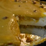 Fischer and Wieser Pumpkin Pie #Recipe