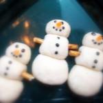 Snowman Cookies #25DaysofCookies #25DaysofChristmas #CardstoreCookie