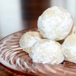 Pecan Butter Balls Cookie #Recipe