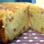 Apple Cream Cheese Bread #Recipe