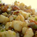 Potatoes O'Brien #Recipe