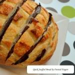 Quick Stuffed Bread #Recipe
