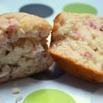 Strawberry Muffin #Recipe