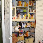My current project: Pantry Organization