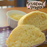 Ecce Panis Mini Boule Bread with Honey Butter Spread #Recipe #EasterMeals #CBias