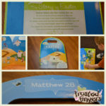 Wee Believers Easter Magnet Book #Review
