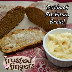 Outback Bushman Bread