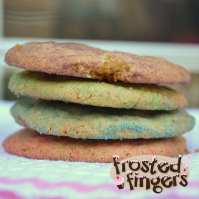 McCormick Spring Time Spiced Sugar Cookies #Recipe