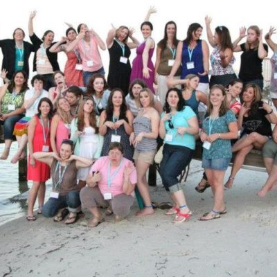 Wordless Wednesday: Crazy Bloggers #GulfCoast #Brandcation
