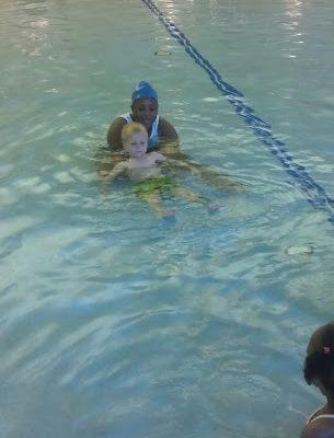 Summer Swim Lessons #SwimToday