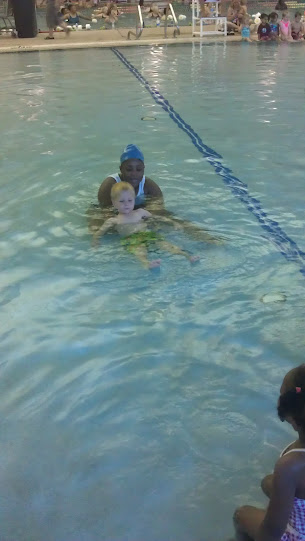 Summer Swim Lessons Swimtoday Frosted Fingers Baking Reviews Chicago Mom Blogger