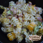Ham and Cheese Casserole #Recipe #VZWSG #Samp