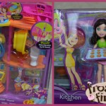 Polly Pocket Hangout House #Review