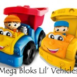 Mega Bloks Lil' Vehicles #Review & #Giveaway #FirstBuilders