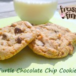 Turtle Chocolate Chip Cookies #VZWSG #Samp