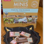 Equal Exchange Organic Fair Trade Candy Bars #Review and #Giveaway