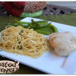 World Pasta Day and Barilla Lemon Spaghetti Recipe