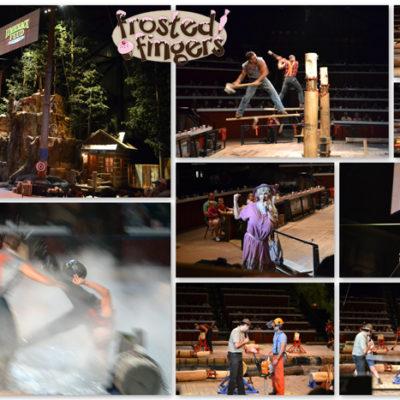 Lumberjack Feud #Review #Brandcation #PigeonForge
