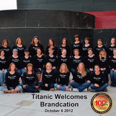 Titanic Museum #PigeonForge #Brandcation #Review