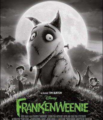 Frankenweenie #Review