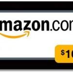 $100 Amazon #Giveaway! (End 12/15)