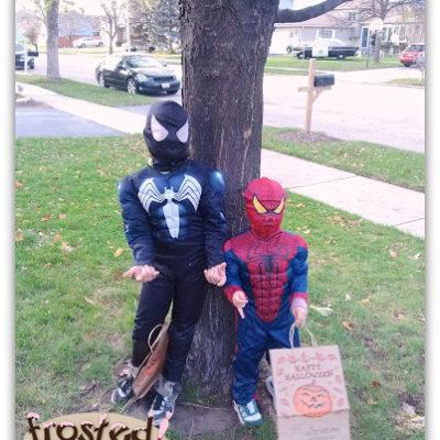 The Amazing Spider-Man Viewing Party #SpiderManWMT #Cbias #SocialFabric