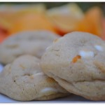 Orange Creamscicle Cookies #Recipe #25DaysofChristmas