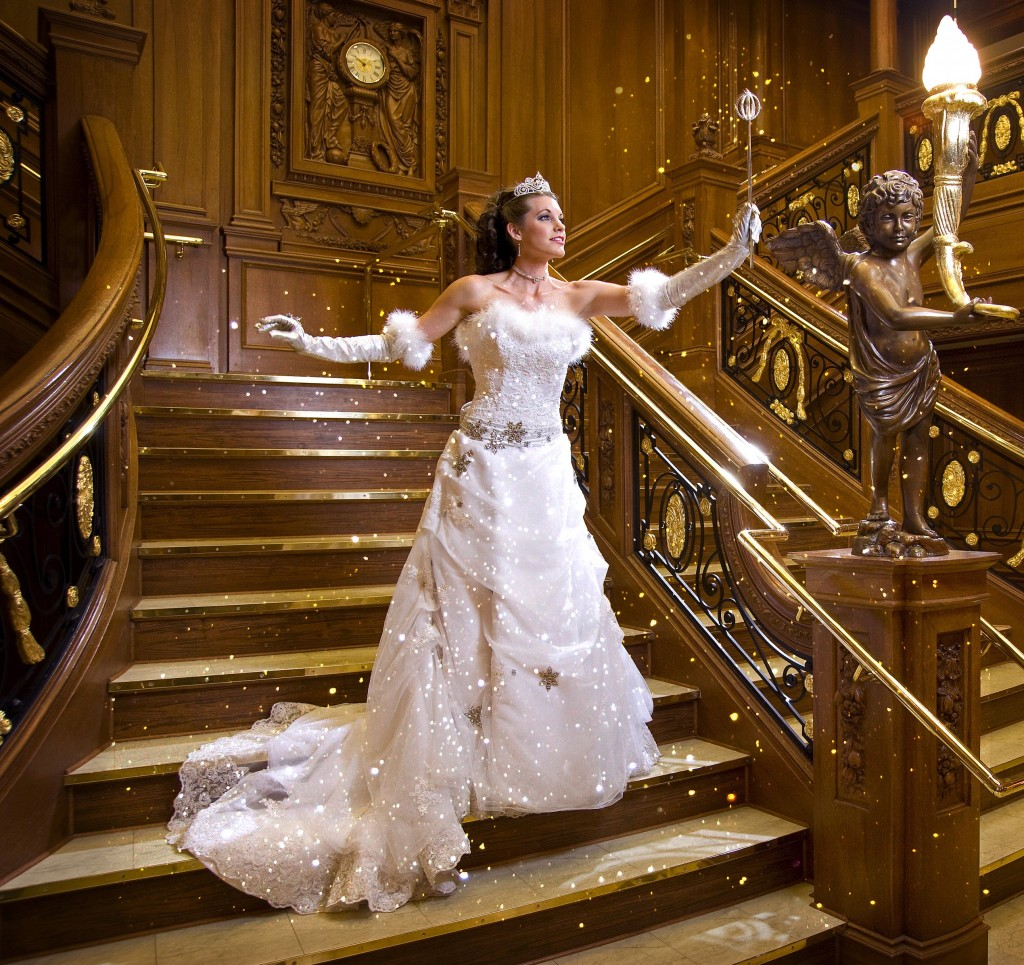 Titanic Fantasy Princess Giveaway For Branson Frosted