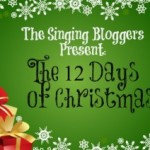 12 Days of Christmas, Blogger Style!