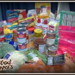 Holiday Food Shopping at Aldi