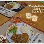 Campbell's Marsala Skillet Sauces Review