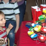 Little Man turned 4! An Angry Birds Party