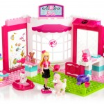 Mega Bloks® Barbie® Build 'n Style Pet Shop Review and Giveaway