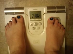 weigh in Jan20