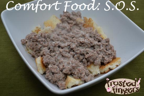Comfort Food SOS