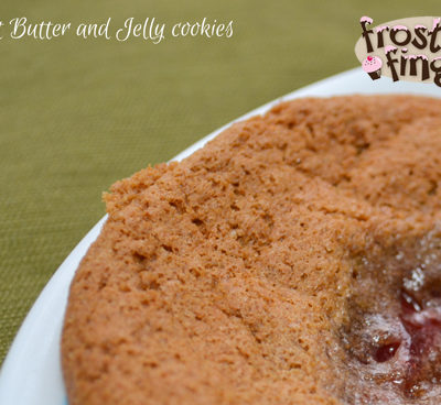 Peanut Butter and Jelly Cookies Recipe #PBJYourWay