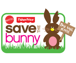Save the Bunny this Easter! Mattel Easter Basket #Giveaway