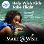 Make-A-Wish® Foundation Needs Airline Miles- World Wish Day
