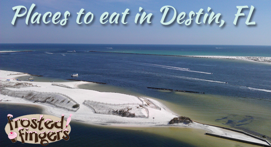 Places to Eat in Destin FL