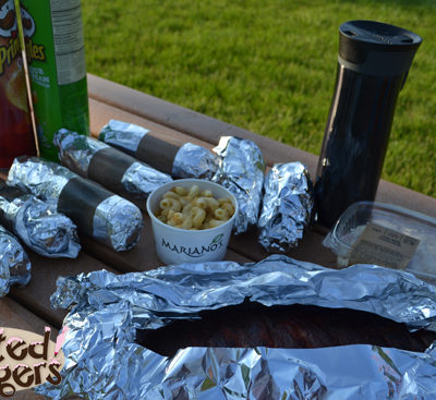 Father's Day Picnic in the Park