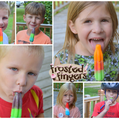 Fun with Bomb Pops