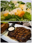 Dinner at Longhorn Review and Giveaway