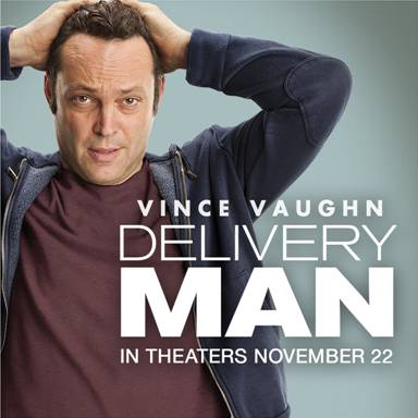Delivery Man Movie coming in November